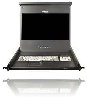 Raritan T1700-LED Console Drawer
